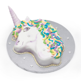 Unicorn bakvorm 2D