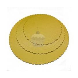 Boards goud gekarteld set 3 st