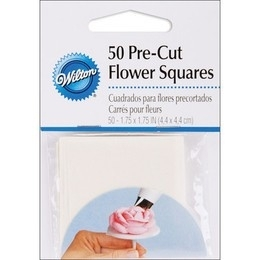 Wilton flower nails papiertjes 50 st