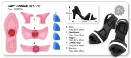 JEM 3D Mini Lady shoe