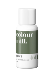 colour Mill Olive 20ml