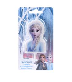 Elsa (Frozen 2) - 2D Kerze