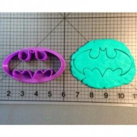 Uitsteker Batman logo 5cm