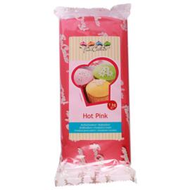Suikerpasta Hot Pink 1 kg