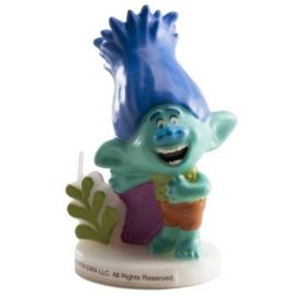 Trolls Branch 3D kaars