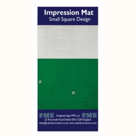 PME Impression mat Square Small