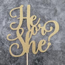 He or she goud