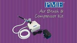 Airbrush Compressor Kit (kompleet)
