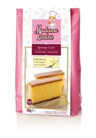 Madame Loulou Biscuitmix (Sponge cake)