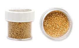 Glitterend suiker Oro (goud) 9 gr