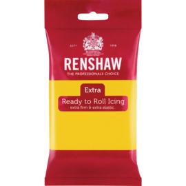 Renshaw Extra Yellow ronfondant 250 gr