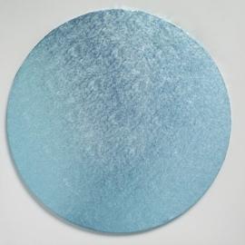 Cake drum Baby Blue (licht Blauw) rond 25 cm