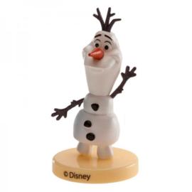 Frozen 2 Olaf cake topper (plastiek) | Nieuw! | TWINKELCAKE