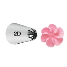 Wilton Icing tip 2D dropflower
