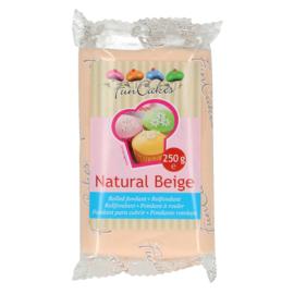 Suikerpasta Natural Beige - 250 gr (skin)