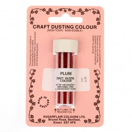 Craft Dusting Color plum mat