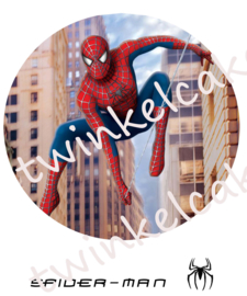 Imprimé comestible Spiderman 2