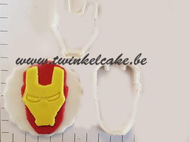 Iron Man face Cutter