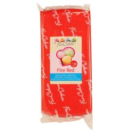 Suikerpasta Red Fire 1 kg