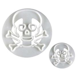 Fmm Skull & Crossbone set 2 st