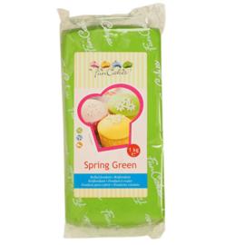 Suikerpasta Spring Green 1 kg