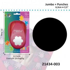 Punch Jumbo+ 6.3 cm cirkel
