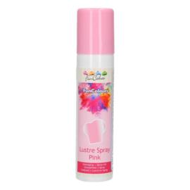 Lustre Spray Pink Metallic (Funcakes) - 100 ml