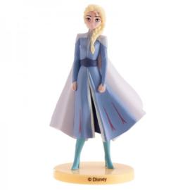 Frozen 2 Elsa cake topper (plastiek)