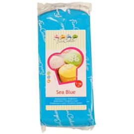 Suikerpasta Sea Blue 1 Kg