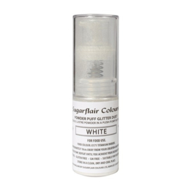 Sugarflair Pump Spray White