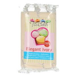 Suikerpasta Elegant Ivory - 250 gr