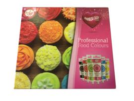 Progel kleurstof multi pack (6 kleuren in doosje)