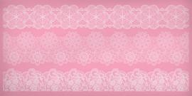 Kitchen Craft lace mat 15