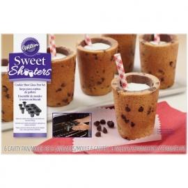 Sweet Shooter cookie Shot Glass bakvorm