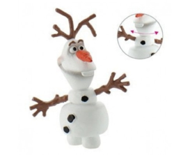 Frozen Olaf cake topper - figur - 5 cm