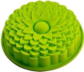Bakvorm silicone Flower