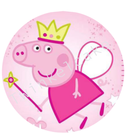 Taartprint peppa 3