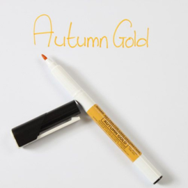 Sugarflair Autumn Gold food pen