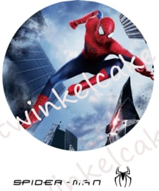 Essbare Bilder Spiderman 1