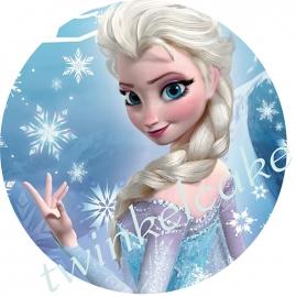 Taartprint Elsa 1