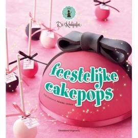 Feestelijke cake pops  De koekjesfee