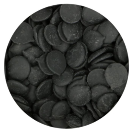 Candy Melts zwart (funcakes) -  250 gr