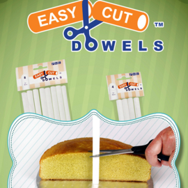 Dowels Easy cut PME 30 cm - 4 st