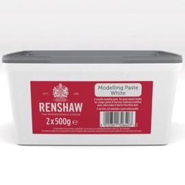 Renshaw Modelling Paste White 2 x 500 gr