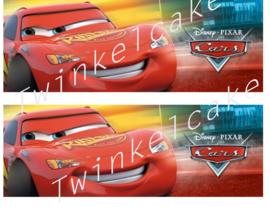 Taartband cars 2