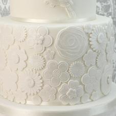 Cake Star Push Easy Flowers set 6 st