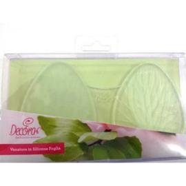 Universal silicone leaf veiner (bladeren)