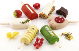 Ice Cream classic mould silikomart