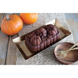 Botanical Pumpkin Loaf pan 3D