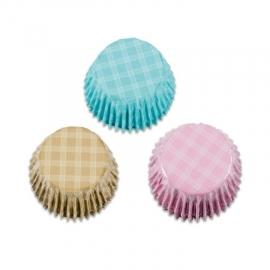 Praline/cakepops cups rond (30 st)